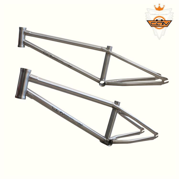 Comeplay Best Lightest Titanium 20 inch BMX Frame Bike Trial Frame ...